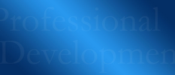 Professional Development - Courses - Westside Extension