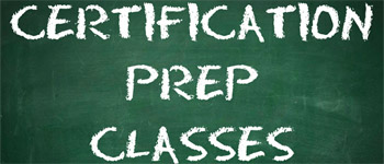 Certification Prep - Online Classes - Courses - Westside Extension
